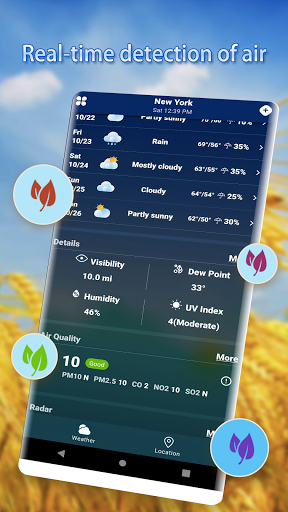 Weather Forecast & Accurate Local Weather & Alerts screenshot 4