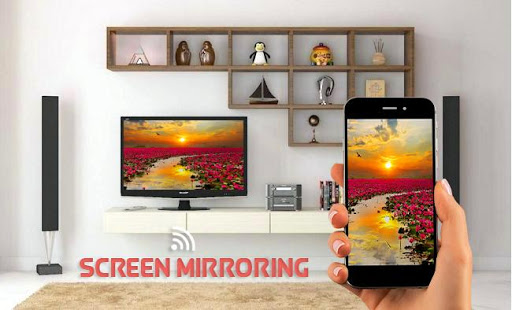 Screen Mirroring with All TV screenshot 1