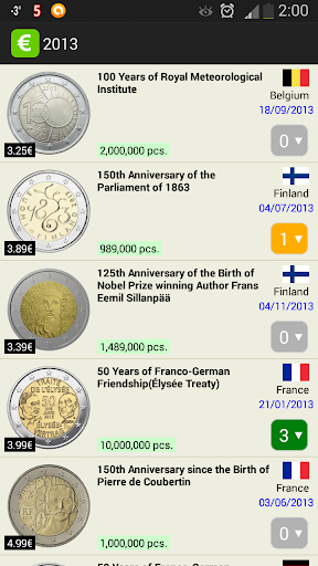 EURik: Euro coins screenshot 7