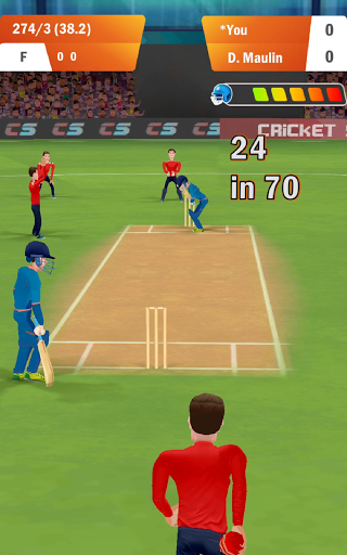 Cricket Star screenshot 11
