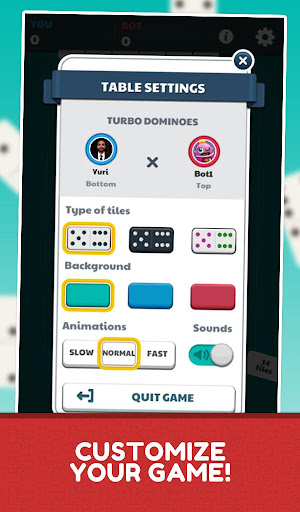 Dominos Online Jogatina screenshot 23