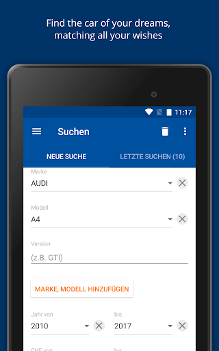 AutoScout24 Switzerland - Find your new car screenshot 15