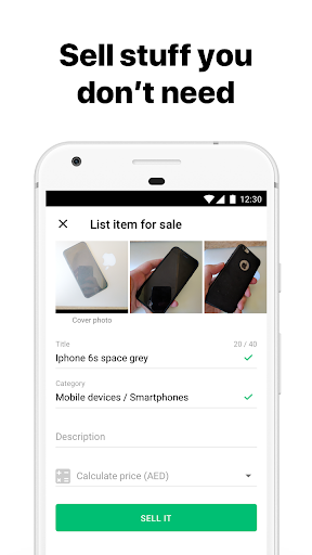 Melltoo: Buy, Sell, No-meetups screenshot 2