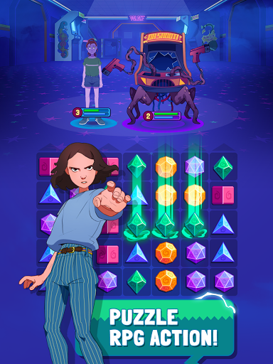 Stranger Things: Puzzle Tales screenshot 6