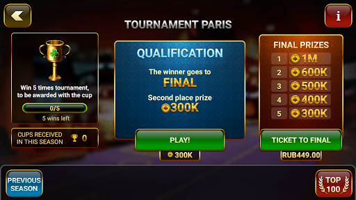 Poker Championship online screenshot 6