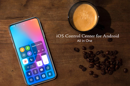iOS Control Center for Android (iPhone Control) screenshot 1