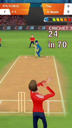 Cricket Star screenshot 2