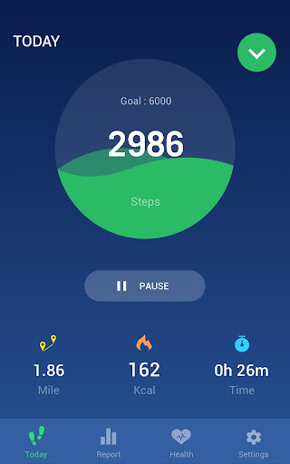 Step Counter screenshot 1