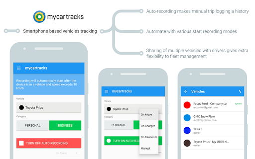 Automatic GPS Vehicle Tracker for Businesses screenshot 9