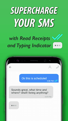 Smart Messages for SMS, MMS and RCS screenshot 1