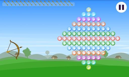 Bubble Archery screenshot 3