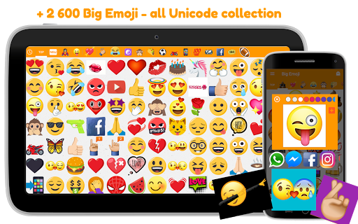 Big Emoji screenshot 9