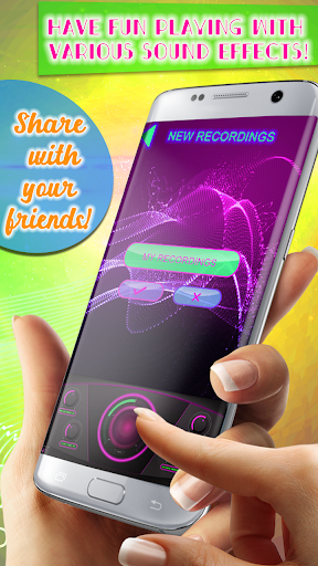 Auto Voice Tune Changer App for Singing screenshot 1