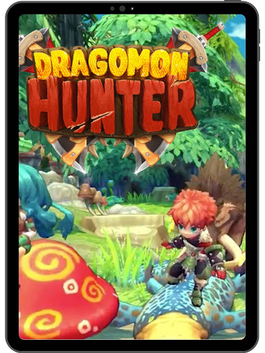 Dragomon Hunter Background screenshot 5