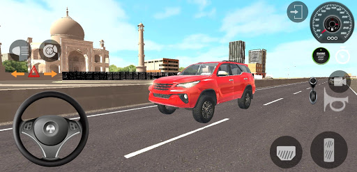 Indian Cars Simulator 3D screenshot 2