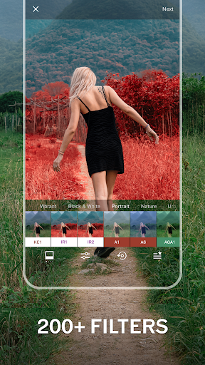 VSCO: Photo & Video Editor with Effects & Filters screenshot 2