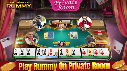 Indian Rummy Comfun-13 Cards Rummy Game Online screenshot 5