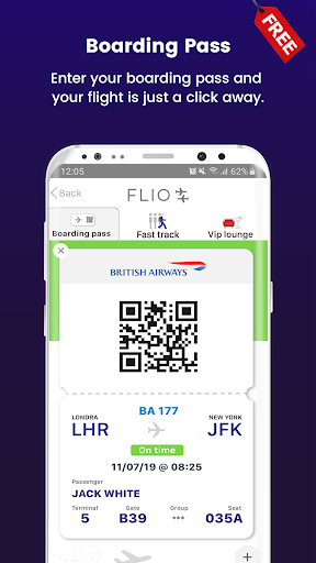 FLIO - Your personal travel assistant screenshot 3