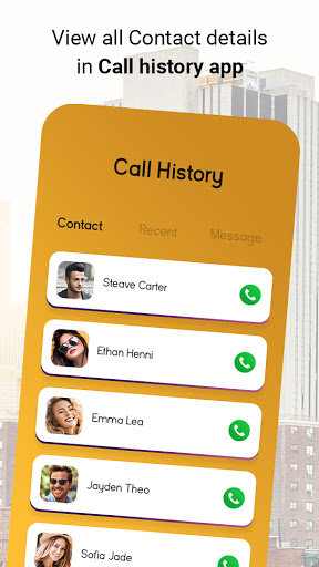 Call History Of Any Number screenshot 4