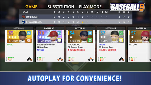BASEBALL 9 screenshot 5