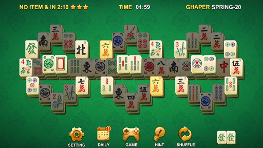 Mahjong screenshot 15