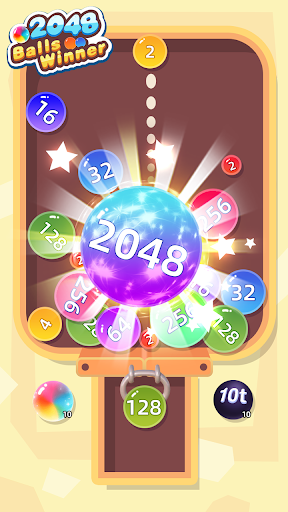 2048 Balls Winner screenshot 1