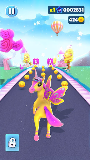 Magical Pony Run screenshot 6