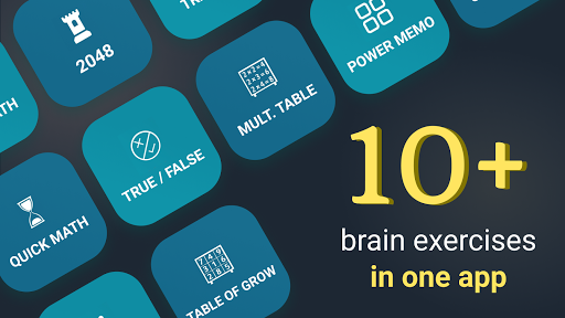 Math Exercises for the brain, Math Riddles, Puzzle screenshot 1