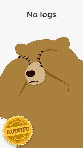TunnelBear VPN 屏幕截图 6