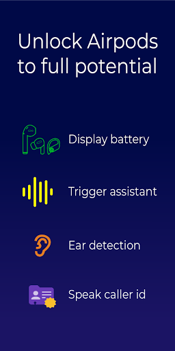 Assistant Trigger (Airpods battery & more) screenshot 5