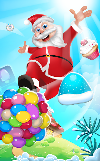 Christmas Candy World screenshot 2