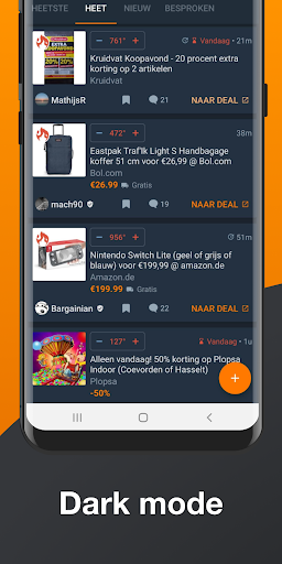 Pepper.com - Deals & Korting capture d ecran 6