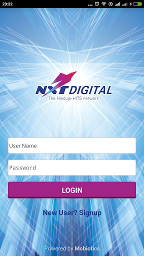 NXTDigital LCO App screenshot 2