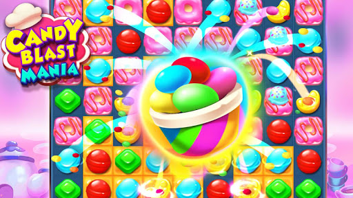 Candy Blast Mania - Match 3 Puzzle Game screenshot 2