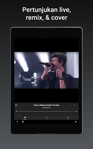 YouTube Music - Streaming Lagu & Video Musik tangkapan layar 8