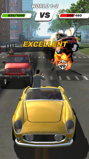 Gang Racers screenshot 3