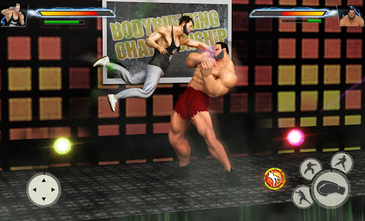 GYM Fighting Games screenshot 5