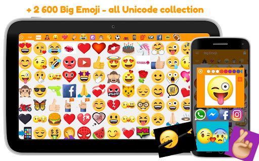 Big Emoji screenshot 8