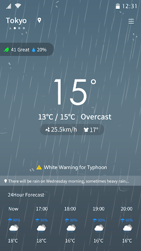 Weather - Accurate Weather Forecast screenshot 6