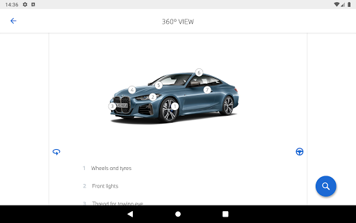 BMW Driver's Guide screenshot 13