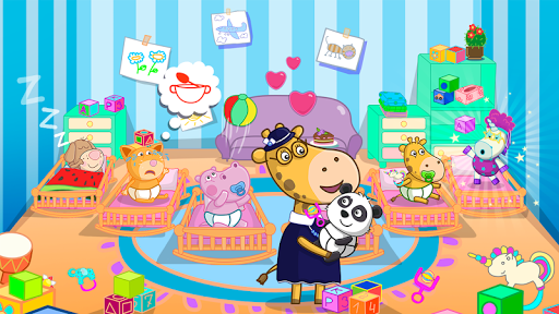 Baby Care Game screenshot 19