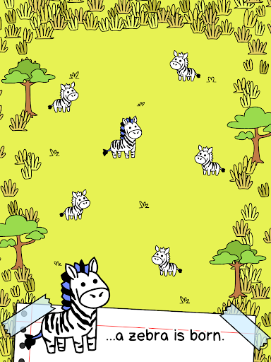 Zebra Evolution - Mutant Zebra Savanna Game screenshot 8