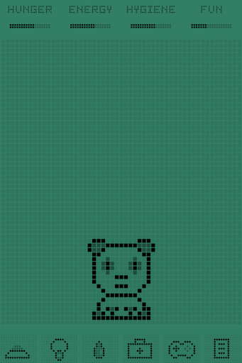 Wildagotchi: Virtual Pet screenshot 1