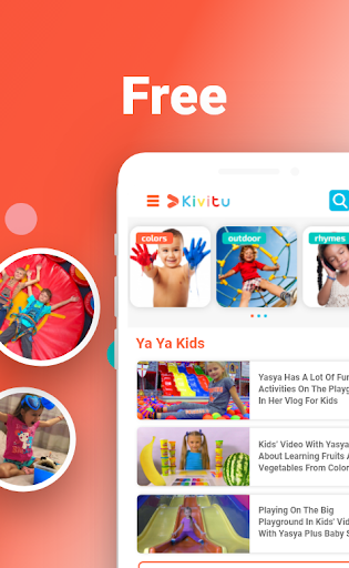 Free Videos for Kids screenshot 3