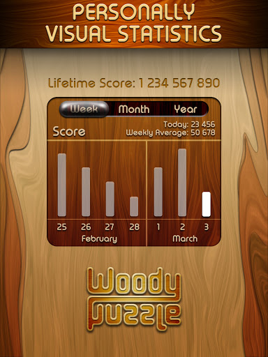 Woody Block Puzzle ® screenshot 8