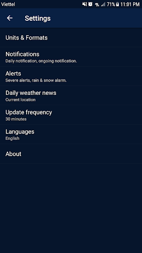 Weather - Weather Real-time Forecast screenshot 6