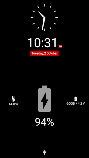 Battery Voice Alert! screenshot 2