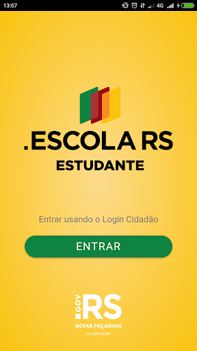 Escola RS - Estudante screenshot 1