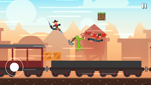 Stickman Fight Supreme Warriors screenshot 2