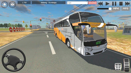 Coach Bus Racing Simulator 2020 screenshot 1